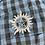 Thumbnail: Blue supernatural plaid shirt 3XL