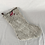 Thumbnail: Moose and Squirrel Inspired Fur Plaid Stocking Custom Embroidery Christmas