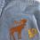 Thumbnail: Moose and squirrel denim shirt XLT