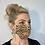 Thumbnail: Leopard Facts Face Mask Bentellect