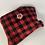 Thumbnail: Plaid Supernatural blanket with Foot Pocket throw super soft