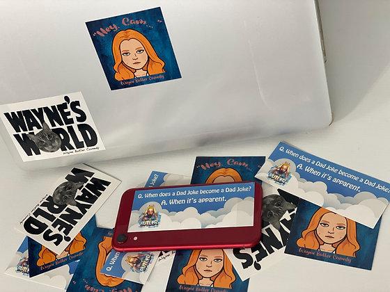 WBC Sticker Pack