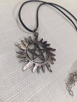 Anti Demon Necklace