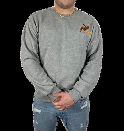 Supernatural or Potter Inspired Custom Crewneck Sweatshirt
