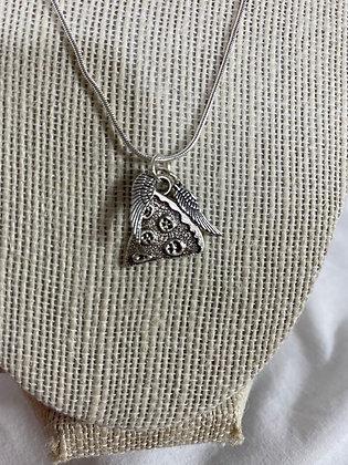 Castiel Pizza Man Necklace
