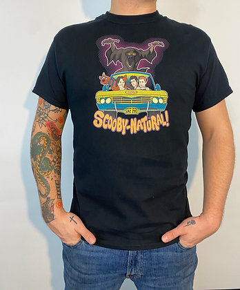 Scooby-Natural T-Shirt