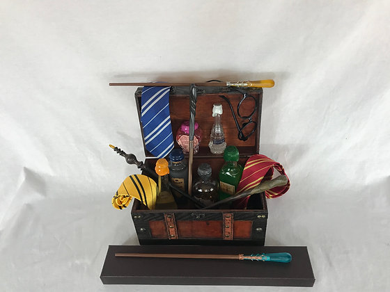 Build Your Own Potion School Trunk