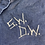 Thumbnail: Sw DW denim shirt 2XL