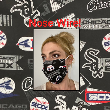 Chicago White Sox Face Mask
