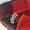 Thumbnail: Supernatural plaid Sherpa Impala blanket