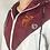 Thumbnail: Supernatural  windbreaker Custom Embroidered Design Members only Bomber Jacket
