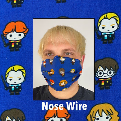 Harry potter Face Mask Washable Reusable