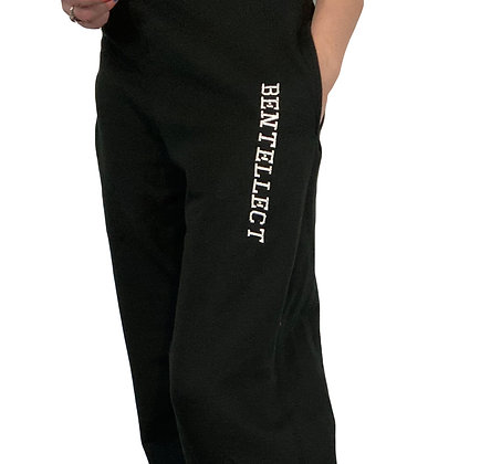 Bentellect Embroidered Sweatpants