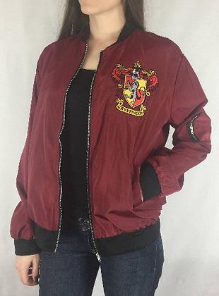 Gryffindor Inspired Bomber Jacket