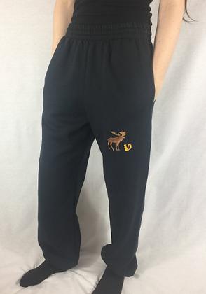 Sweatpants Custom Embroidery