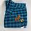 Thumbnail: Moose and squirrel plaid shirt 2xl