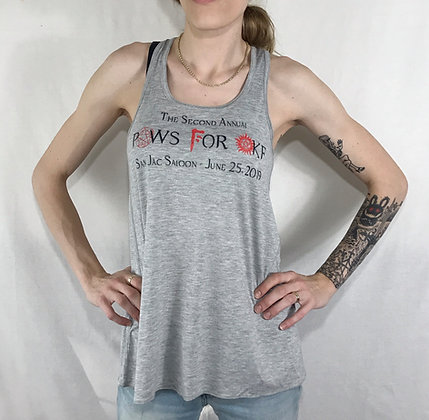 PAWS for AKF Tank Top