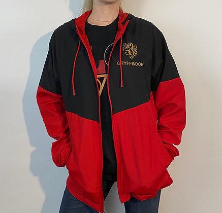Gryffindor Waterproof Hooded Winbreaker Jacket
