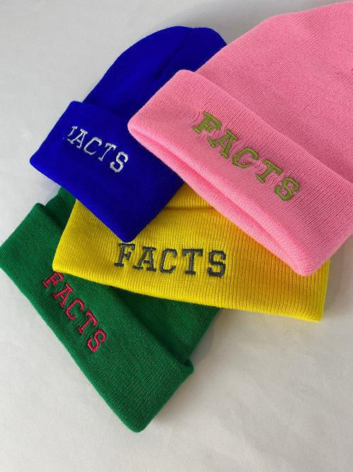 FACTS Beanie Bentellect Hat