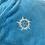Thumbnail: Blue Supernatural blanket throw super soft
