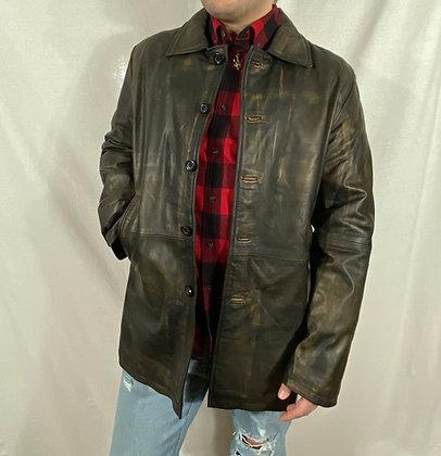 Dean Jacket Replica Genuine Leather Cosplay