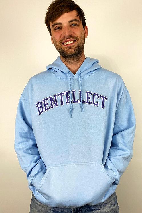 Blue Bentellect Collegiate Hoodie
