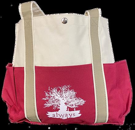 Always Waterproof Tote Bag Harry Potter inspired