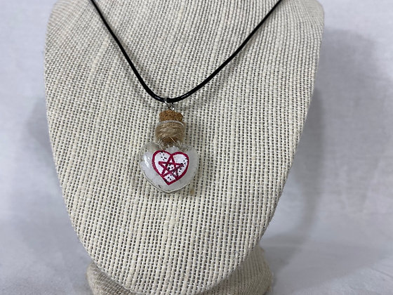PAWS for AKF Salt Necklace