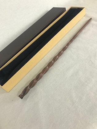 Xenophelius Inspired Metal Core Wand