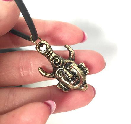 Dean's Samulet Amulate Necklace