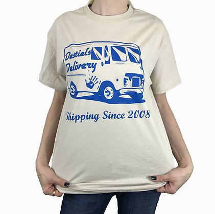 Destiel's Delivery Shipping t-shirt