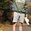 Thumbnail: Facts Green Bentellect Crewneck Sweatshirt