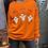 Thumbnail: Halloween FACTS Orange Bentellect Crewneck Sweatshirt