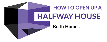 Open Up A Halfway House NEW LOGO - For L