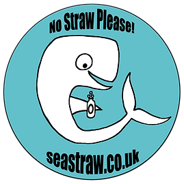 SeaStraw logo