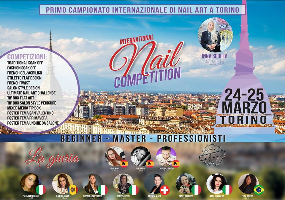 March 24th-25th, 2018 Torino