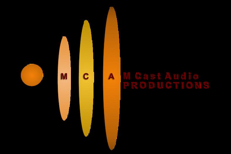 M Cast Audio Logo 2019 Design 2 (color 3