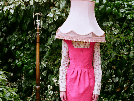 lampshade making workshops… they're happening!