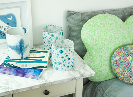 How to upgrade your bedside part 2: Create a clean, serene scene