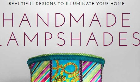 New handmade lampshades book!