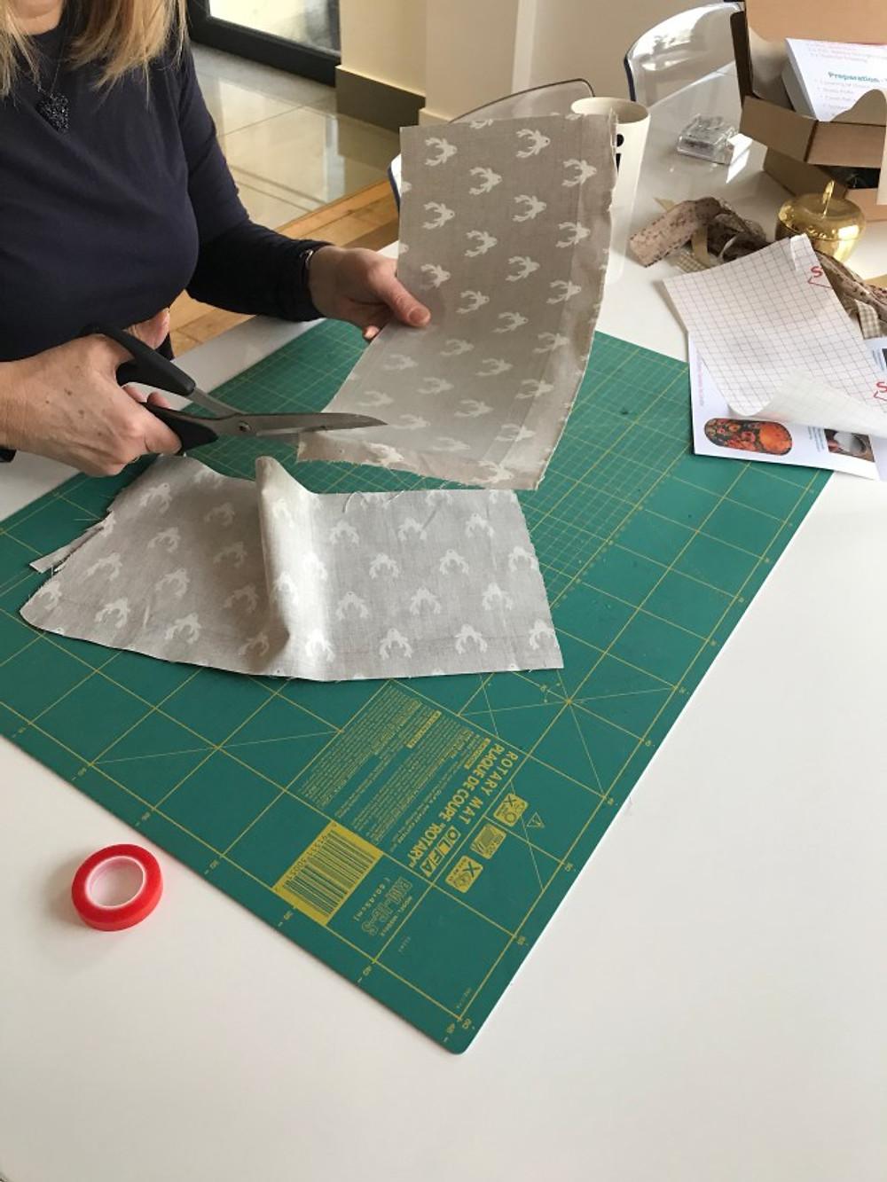 How to make a Christmas lantern!