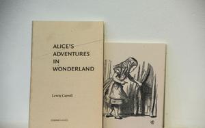 Lighting installation_Art Hoppers and Y3 at Morningside school_Alice's adventures in Wonderland5