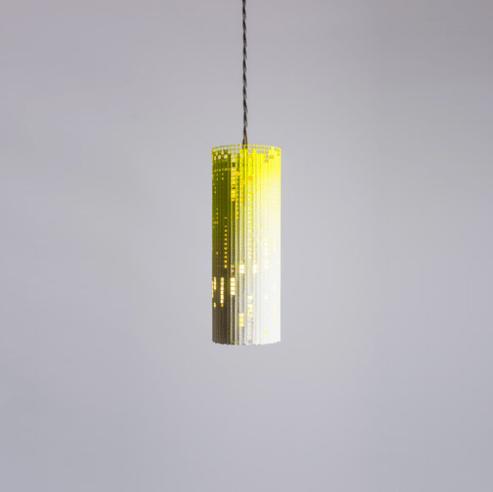 lampshade designer Kate Hollowood
