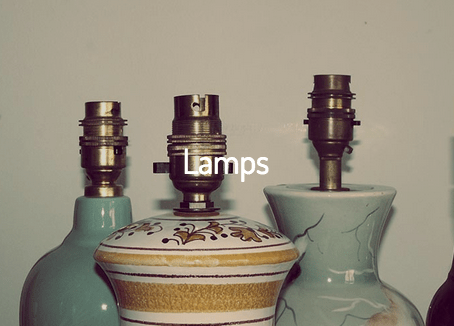 Gosh and Absolutely explain how they sell their handmade lampshades