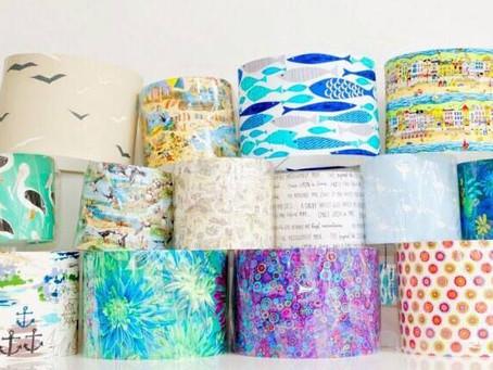 Botany Bay Designs talks handmade lampshades and nautical inspiration