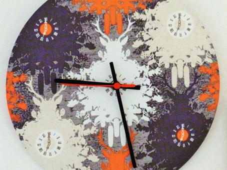Easy to use Clock kits – look on our instagram!
