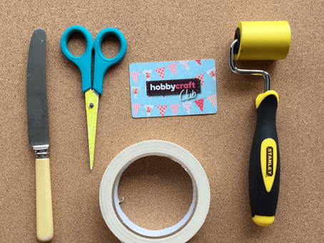 Top 5 household tools for making lampshades