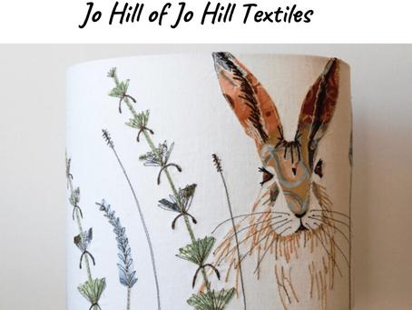 Meet the maker – Jo Hill