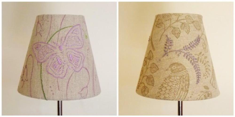 lampshade designer