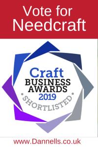 Craft Business awards Needcraft, Best British Brand